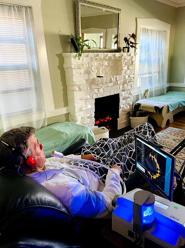 neurofeedback at Brain Spa