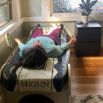 30 Minutes on the Migun Acupressure Infrared Massage Table